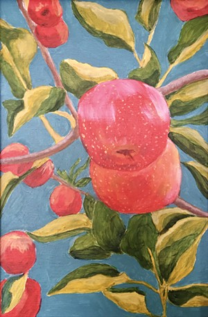 """COURTESY OF NORMAN WILLIAMS PUBLIC LIBRARY - """"Sweet"""" by Judith Callens"""