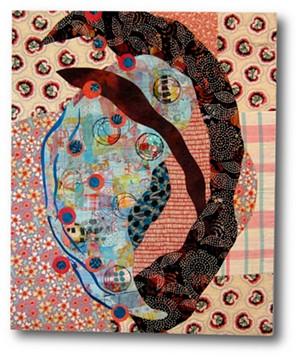 """Seedpod XII"" by Marya Lowe - Uploaded by Studio Place Arts"