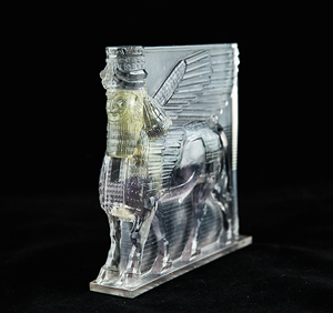 COURTESY OF GENERATOR - 3D replica of artifact by Morehshin Allahyari