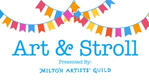 First Annual Milton Artists' Guild Art and Stroll - Uploaded by Sharon Thompson Radtke