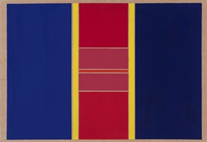 """COURTESY OF HIGHLAND CENTER FOR THE ARTS - """"Chelsea Series 1975 #21"""" by Paul Gruhler"""