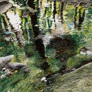 """""""Mountain Brook"""" by Elizabeth Nelson - Uploaded by Liz"""