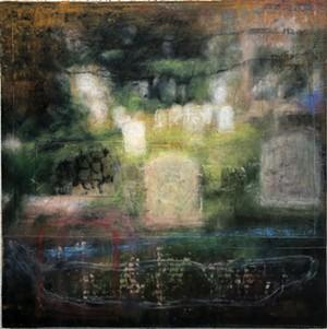 """""""Like Travelers in a Night's Lodginghouse II"""" by Cheryl Betz - Uploaded by Marjorie Kramer"""