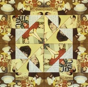 "COURTESY OF AXEL'S GALLERY & FRAMESHOP - ""Happy Birthday"" by Michelle Saffran"