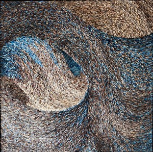 """COURTESY OF WEST BRANCH GALLERY & SCULPTURE PARK - Image from """"Murmurations"""" by Kim Radochia"""