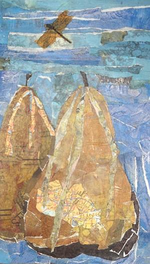 "COURTESY OF HEIDI CHAMBERLAIN - ""Pears"" by Heidi Chamberlain"