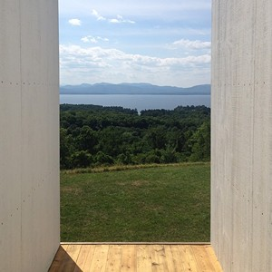 "COURTESY OF BCA & SHELBURNE FARMS - ""Observatory"" by Michael Zebrowski"
