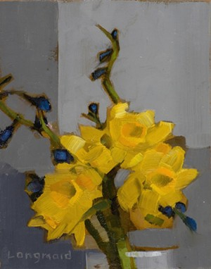 """COURTESY OF KATE LONGMAID - """"Arrival of Spring"""" by Kate Longmaid"""