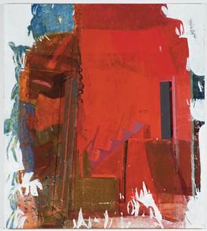 """COURTESY OF COLBURN GALLERY - """"unbuilt to suit"""" by Sangram Majumdar"""