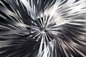 """COURTESY OF HAVOC GALLERY - Detail of """"Schederazade by Bruce R. MacDonald, photographed by Sarah Vogelsang-Card"""