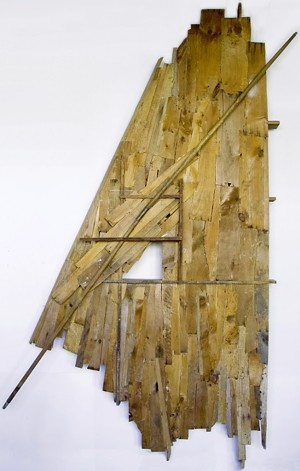 """COURTESY OF BIGTOWN GALLERY - """"Rafter"""" by Paul Bowen"""