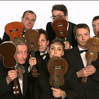 Ukulele Orchestra Clip