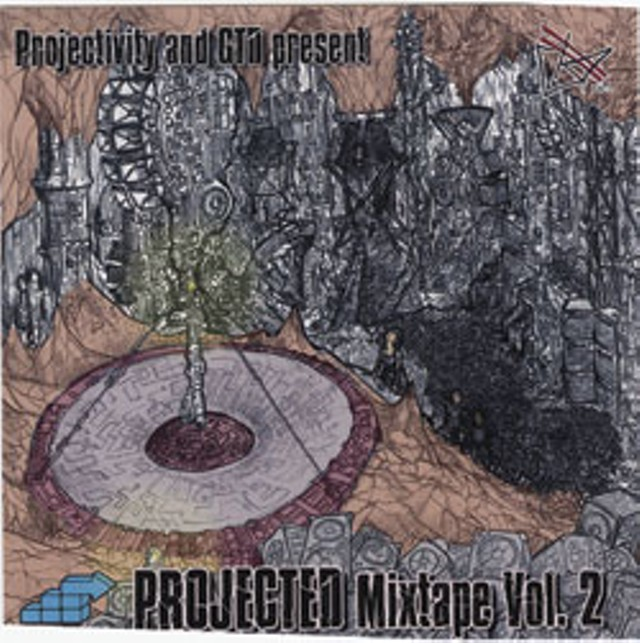 Various Artists, Projectivity & Gtd Present: Projected Mixtape Vol.2