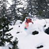Winter-sports Enthusiasts May Get the Glory, But Photographers Get the Shot