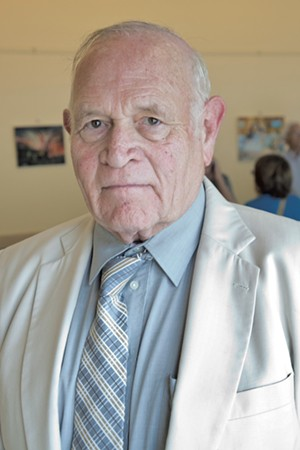 Vermont Senator Dick Sears - MATTHEW THORSEN