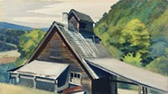 In Middlebury, Edward Hopper's Vermont Paintings Reveal an Evolving Style