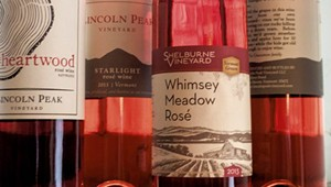 Vermont Wineries Roll With the Rosé Trend