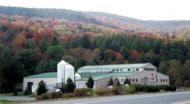 LONG TRAIL BREWERY CIRCA 2000 