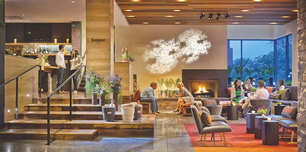 Vermont S Natural Resources Shape Burlington S Newest Hotel Btv