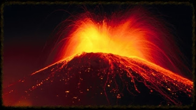Volcanoes may or may not have something to do with tonight's lecture at Main Street Museum. - COURTESY OF MAIN STREET MUSEUM