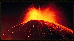 Volcanoes may or may not have something to do with tonight's lecture at Main Street Museum.