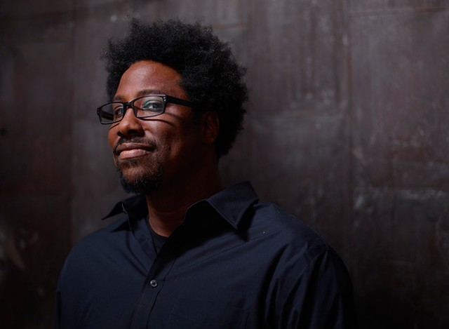 W. Kamau Bell - COURTESY OF W. KAMAU BELL