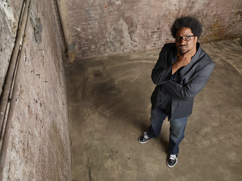 W. Kamau Bell - COURTESY OF MATTHIAS CLAMER