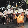 Vermont Lantern Parades Punctuate the Darkness