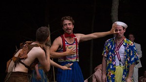 """Weathering a Real """"Tempest,"""" the Show Goes On for Vermont Shakespeare Company"""