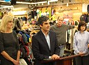 Weinberger Raises $93,000 for Reelection Bid