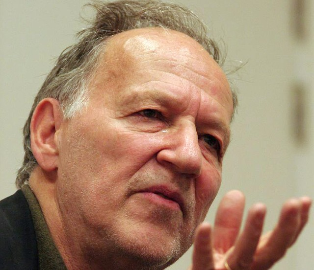 Werner Herzog - COURTESY OF WIKIPEDIA