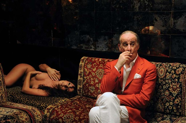 WHEN IN ROME In Sorrentino's visually ravishing Oscar winner, Servillo acts as the audience's guide through a side of the Eternal City inaccessible to visitors.