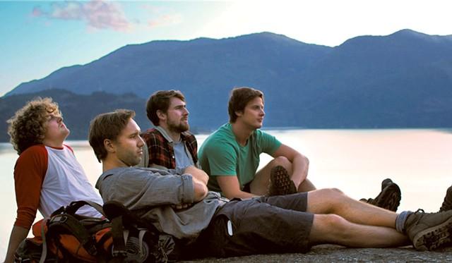 When the Ocean Met the Sky - COURTESY OF GREEN MOUNTAIN FILM FESTIVAL