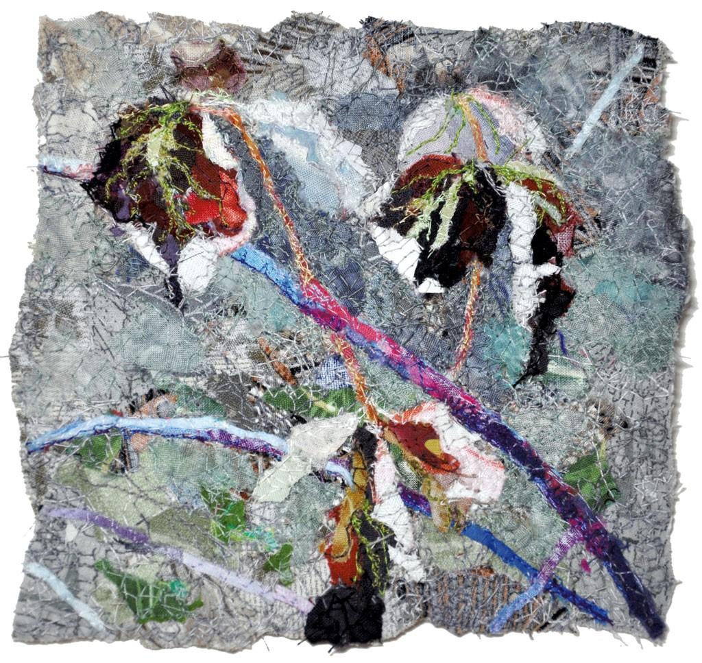 """""""Wild Raspberries"""" by Diane Schullenberger"""