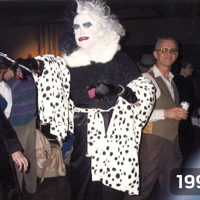 Winter is a Drag Ball Celebrates 20 Years