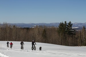 COURTESY OF RYAN THIBAUL/MOUNTAIN BIKE VERMONT