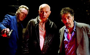 WISE GUYS Three aging gangsters take a wistfully philosophical look back at their lives.