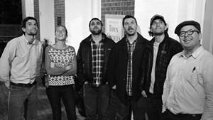 Wooden Dinosaur Drop Album Teaser for 'Rhubarb Wine'