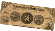 WTF: Did Vermont ever have a state bank? Or its own currency?