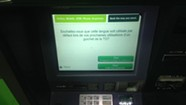 WTF: Why Don't All Vermont ATMs Offer French?