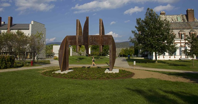 """""""Youbie Obie"""" by J. Pindyck Miller - COURTESY OF MIDDLEBURY COLLEGE"""