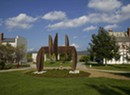 Middlebury College Installs (Yet Another) Massive Public Sculpture