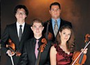 Young and Talented, Dover Quartet Come to Burlington