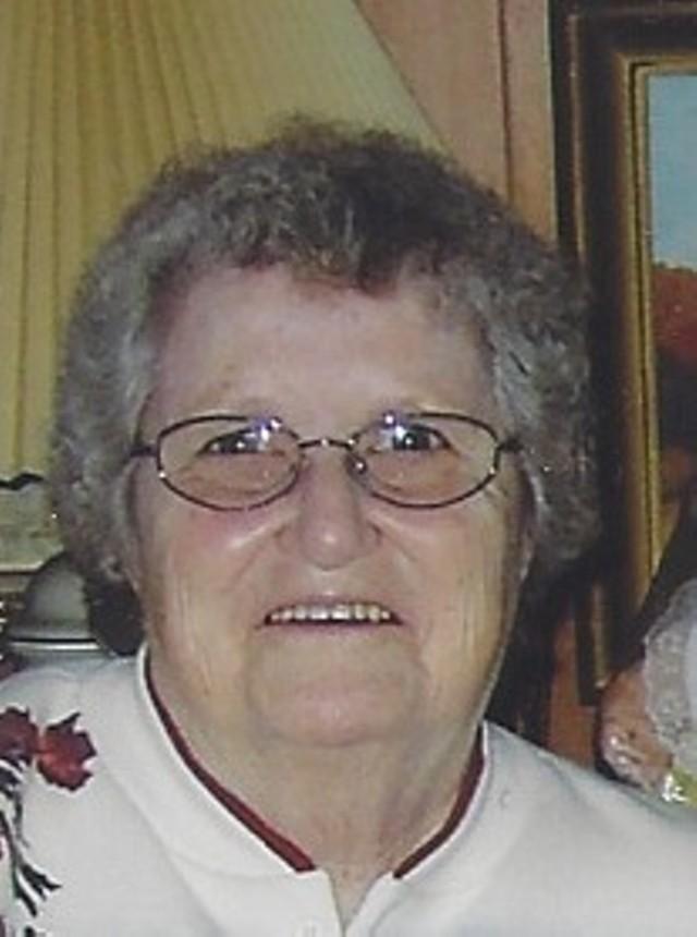Yvonne Lillian Blondin