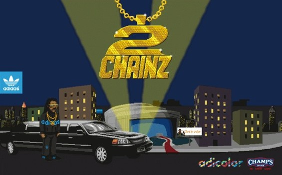 2 Chainz's Live in Color