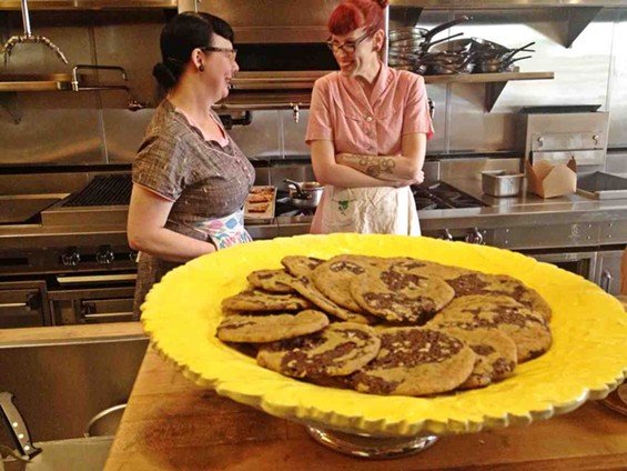 20th Century Cafe bake sales are Sundays through the end of the month at State Bird. - JANINE KAHN