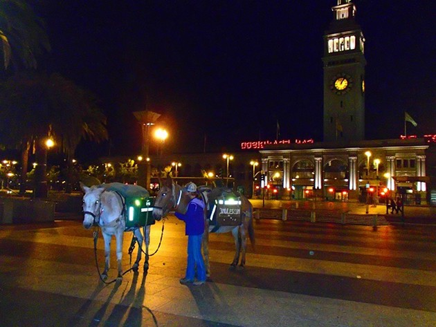 Not interested in the Ferry Building - 3MULES/FACEBOOK