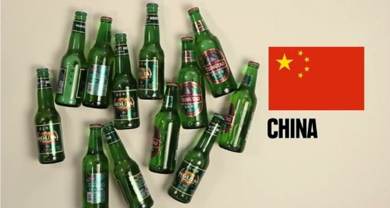 $5 gets you a lot of beers in China!