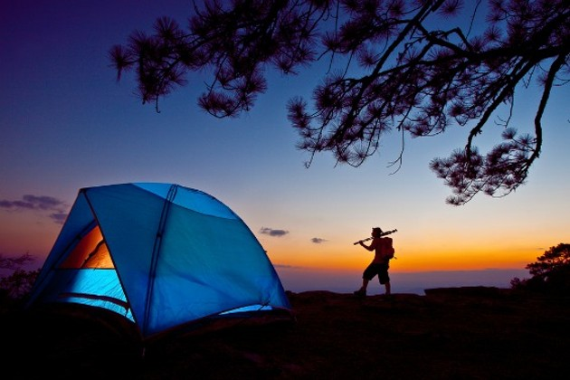 5 Places to Go Camping In (and Around) San Francisco