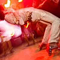 7th Heaven Roller Disco II @ Mezzanine